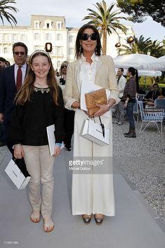 News Photo : Caroline de Hanovre and Alexandra de Hanovre...