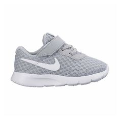 NIKE Boy's Tanjun (TDV) Running Shoes Toddler M, Wolf. Childrens Nike Shoes including infant nike shoes, new nike shoes and boys nike shoes. Baby Nike Shoes, Toddler Nike Shoes, Boys Running Shoes, Cute Baby Shoes, Boys Shoes, Size 5 Toddler Shoes, Nike Running, Grunge Winter Outfits, Nike Kids Clothes