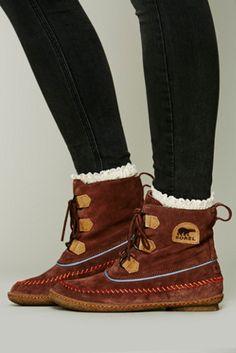 Sorel Womens Joplin Stitch Boot