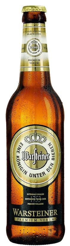 Warsteiner (Germany) - German Pilsener