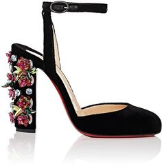 8726ebc09f6f  affiliatead -- Christian Louboutin Women s Madonaflor Velvet Pumps --   Chic Only