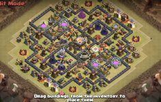 Best Clash of Clan War Bases