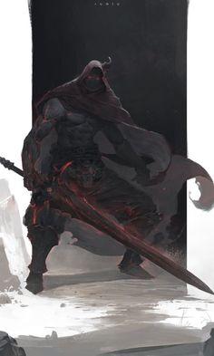 Fantasy Inspiration — scifi-fantasy-horror: by Ben Juniu Dark Fantasy Art, Fantasy Armor, Fantasy Weapons, Dark Art, Fantasy Monster, Monster Art, Fantasy Character Design, Character Design Inspiration, Epic Art