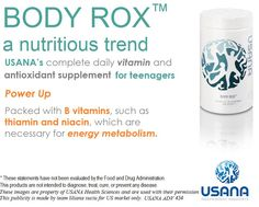 Something Supplements that are safe for teens theme