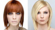 Vékonyítsd az arcod a megfelelő hajvágással! - Szepseg - Szépség-divat-trend magazin - Hotdog.hu