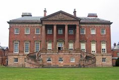 Tabley House – Knutsford, Cheshire, United Kingdom.