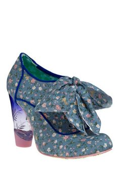 Crystal Bouquet Heel~Mod Cloth