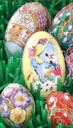 Fa Huhn Henne Retro Nostalgie Shabby Natives 4 Eierbecher aus Keramik