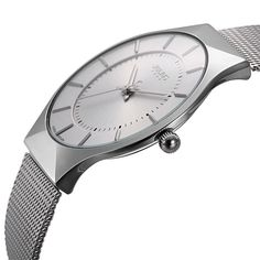 Julius Top Brand Luxury Men Stainless Steel Watch - FREE SHIPPING