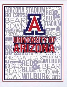 University of Arizona Wildcats!!