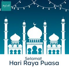 May immense blessings and prosperity be on your side! Wishing you all Selamat Hari Raya Puasa! Selamat Hari Raya, Stickers Online, Ramadan, This Is Us, Prayers, 11 August, Day, Blessings, Islamic