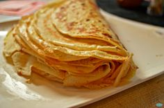 French Crepes. By SweetAsHoneyNZ.