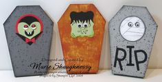 ay, September 26, 2009                          COFFIN CONFECTIONS, Countdown to Halloween Project #9...      This is another one of the pro...