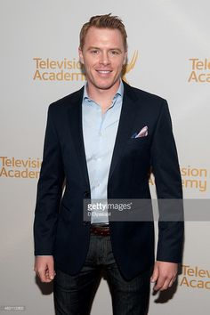 Diego Klattenhoff attends an evening with 'The Blacklist' at Florence Gould Hall on April 2, 2014 in New York City.