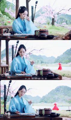 Fan Yang, Eternal Love Drama, Japanese Drama, Asian Cute, Peach Blossoms, Chinese Culture, Orient, Drama Movies, Anime Shows
