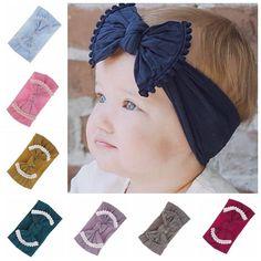 Hair Accessories Knowledgeable Heart Print Kids Headbands Bowknot Grey Rabbit Ears Headwear Elastic Hairbands Hair Accesorios Para El Pelo Headdress Fashion