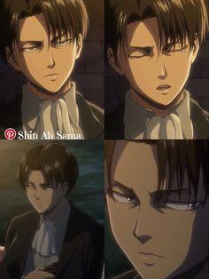 Shin Ah Sama || Shingeki no kyojin**Attack On Titan**Levi Ackerman**