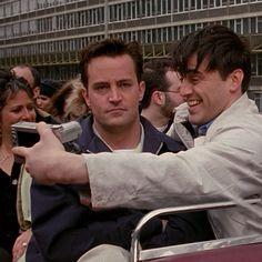 Friends - Old School Friends Scenes, Friends Episodes, Friends Cast, Friends Moments, Friends Show, Chandler Friends, Chandler Bing, Joey Tribbiani, Serie Friends