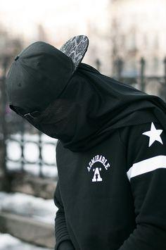 Street goth ninja