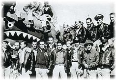 Flying Tigers in China! Commanded by Gen. Chennault! Group of kick ass aviation mercenaries!!