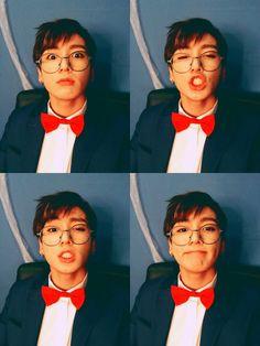 Jungkook (as Conan) - BTS Twitter[151029] | btsdiary