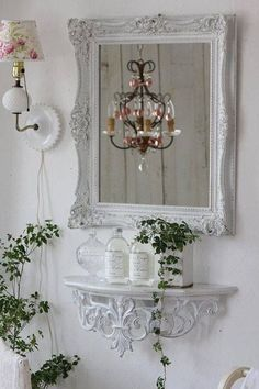 shabby picture frames | saw this shelf at an Antique store...now I know I want it. I already ...
