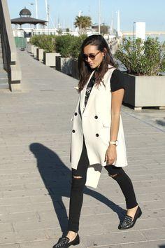 Coohuco - Long vest
