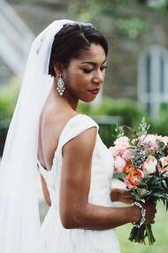 Glamorous Garden Wedding - Style Me Pretty