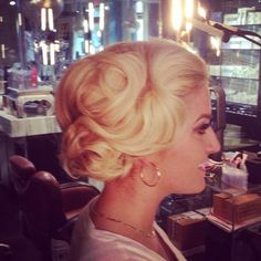Wedding Hair 3 - By Jonathan Moss, currently in DC
