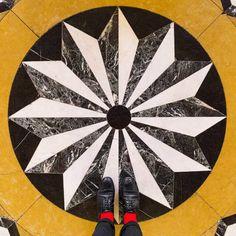 Los mosaicos venecianos, vistos por Sebastian Erras.   Matemolivares