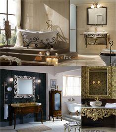 70 New Ideas Bath Room Design Classic Interiors Room Furniture Design, Bathroom Interior Design, Interior Ideas, Luxury Homes Interior, Luxury Home Decor, Classic Living Room, Classic Bathroom, Cute Home Decor, Classic Interior