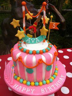 Ava's 5th Birthday Cake! Gymnastics Cakes, Gymnastics Party, 5th Birthday Cake, Happy Birthday, Birthday Ideas, Bday Girl, Cake Decorating, Kids Outfits, Treats