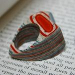 Littlefly makes jewelry out of book pages