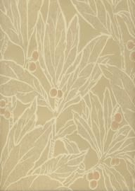 Beautiful subdued wallpaper for my hallway