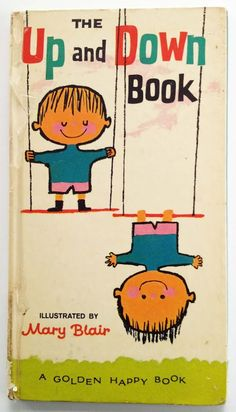 The Up and Down Book by Mary Blair