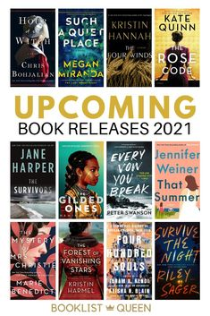 Of course you want the best new books to read - those magical books you can't put down. I've rounded up all the top upcoming books to help you discover all the best new books out right now. Fill your bookshelf with plenty of new books for 2021. Best Book Club Books, Good New Books, Dare Games, Starting A Book, The Dark One, Design Desk, Young Adult Fiction, Best Bud, Book Suggestions