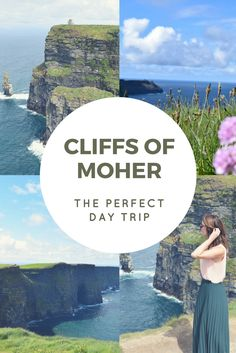 The Perfect Day Trip to The Cliffs of Moher!  Cliffs of Moher | Day Trip | Ireland | Cliffs of Insanity