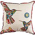 Beaded Birds Pillow | Pier One