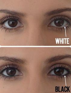 ojos trucos