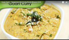 Goan curry Recipe Video