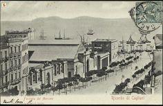 La Cagliari che non c'è più. Il Mercato civico del largo, orgoglio della città e descritto da Lawrence, di cui non rimane quasi più niente - cagliari.vistanet.it