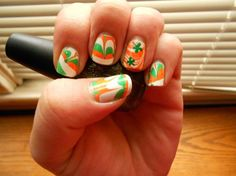 St. Patrick's Day Nails & Manicures