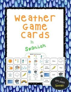 Play a variety of vocabulary review games with these cards. Games you can play include memory, slap it, flyswatter game, and go fish. This product includes, a picture dictionary, English/Spanish dictionary, and game cards (picture, words, and pictures with words)