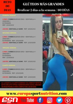 Gym gluteo-pierna