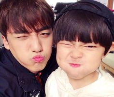 cute seungri and baby