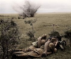 Soviet soldiers - #Dnieper battle WW2 20th Army