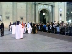 Semana Santa Zaragoza 2015 Sábado Pasión (1) - YouTube