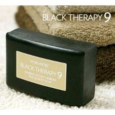 Bamboo Charcoal Soap  I love this soap!