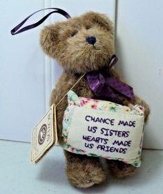 Teddybären Missoni For Holt Renfrew Bear And Elephant Plush NWT And Boxes