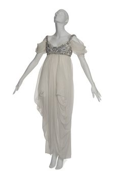 Alexander McQueen at Christies from the Daphne Guiness auction to benefit the Isabella Blow Foundation